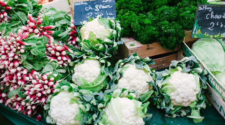 "Cauliflower Mash ""Faux"" Potatoes"