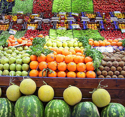 Just fruit for breakfast?