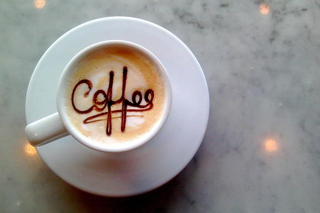Dear Coffee, it's not you it's me
