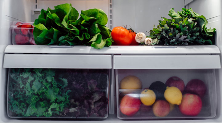 What 10 Foods in Your Fridge Make You Feel Abundantly Healthy?