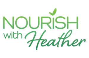 nourish with Heather